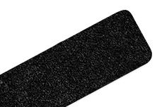 Jolifin Feile extra-breit schwarz 100/180