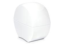 Jolifin Tischabfallbehälter weiß