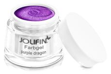 Jolifin Farbgel purple dragon 5ml