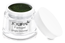 Jolifin Farbgel jungle Glimmer 5ml