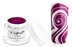 Jolifin Farbgel majestic purpure 5ml