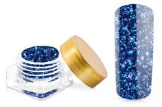 Jolifin Illusion Glitter III purple-blue
