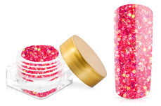 Jolifin Illusion Glitter III candy pink