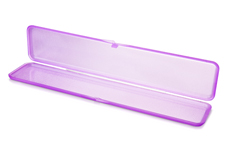Jolifin Feilenbox breit lila