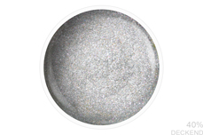 Jolifin Farbgel Nightshine silver 5ml