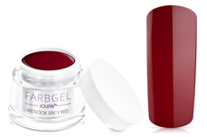 Jolifin Wetlook Farbgel spicy red 5ml