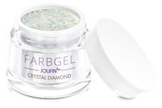 Jolifin Farbgel crystal diamond 5ml