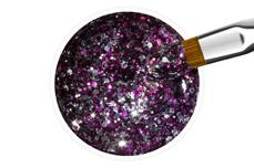 Jolifin Farbgel crystal silver-magenta 5ml