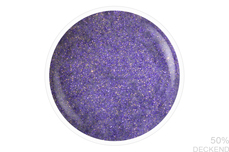 Jolifin Farbgel Nightshine purple dust 5ml
