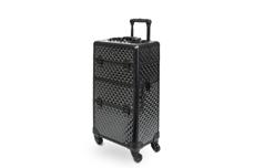 Jolifin Trolley Koffer Comfort schwarz - B-Ware