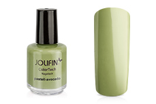 Jolifin ColorTech Nagellack pastell-avocado 14ml