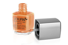 Jolifin Stamping-Lack - apricot 12ml