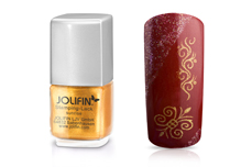 Jolifin Stamping-Lack - sunrise 12ml