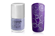 Jolifin Stamping-Lack light purple
