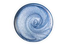 Jolifin Stamping-Lack - jeans Glitter 12ml