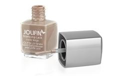 Jolifin Stamping-Lack - nude beige 12ml