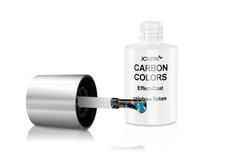 Jolifin Carbon Effect-Coat rainbow flakes 11ml