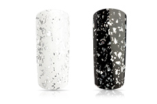 Jolifin Carbon Effect-Coat silver flakes 14ml