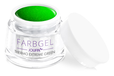 Jolifin Thermo Farbgel extreme green 5ml