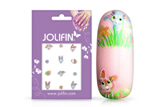 Jolifin Nailart Ostersticker Nr. 8