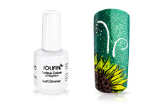 Jolifin Carbon Colors UV-Nagellack leaf Glimmer 14ml