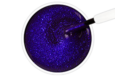 Jolifin Carbon Colors UV-Nagellack deep violet 11ml