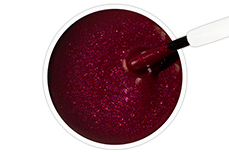 Jolifin Carbon Quick-Farbgel - oriental red 11ml