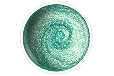 Jolifin Farbgel sparkle mint 5ml
