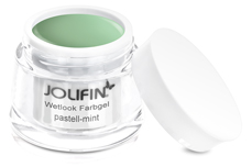 Jolifin Wetlook Farbgel pastell-mint 5ml