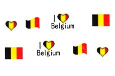 Jolifin EM Tattoo - UEFA 2021 - Belgium