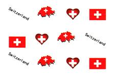 Jolifin EM Tattoo - UEFA 2021 - Switzerland
