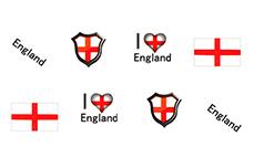 Jolifin EM Tattoo - UEFA 2021 - England