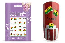 Jolifin WM Tattoo Ghana