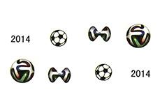 Jolifin WM Tattoo Football