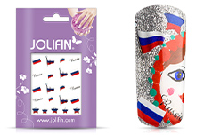 Jolifin WM Tattoo Russia