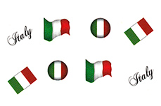 Jolifin EM Tattoo - UEFA 2021 - Italy