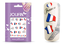 Jolifin EM Tattoo - UEFA 2021 - France