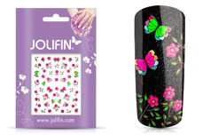 Jolifin Neon Sticker 13