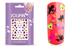 Jolifin Neon Sticker 15