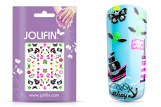 Jolifin Neon Sticker 16
