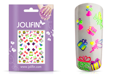 Jolifin Neon Sticker 18