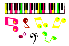 Jolifin Neon Sticker 19