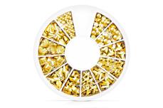Jolifin metal-gold Display