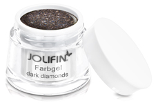 Jolifin Farbgel dark diamond 5ml