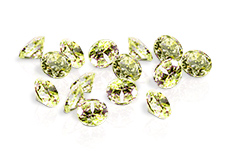 Jolifin Diamonds green 2mm
