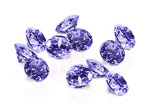 Jolifin Diamonds purple 3mm
