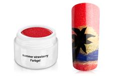 Farbgel summer strawberry 5ml