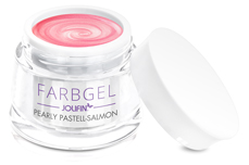 Farbgel pearly pastell-salmon 5ml