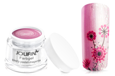Farbgel pearly pastell-magenta 5ml