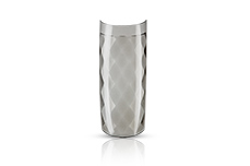 Jolifin 100er Tipbox Diamond Tips clear black